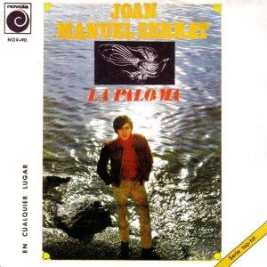 portada del disco La Paloma / En Cualquier Lugar