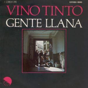 portada del disco Gente Llana