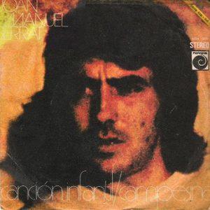 portada del disco Canción Infantil / Campesina