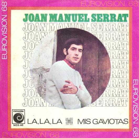 portada del disco La, La, La / Mis Gaviotas