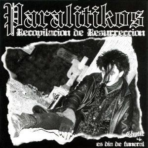 portada del disco Recopilación de Resurrección