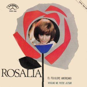 portada del disco El Folklore Americano / Ninguno me Puede Juzgar