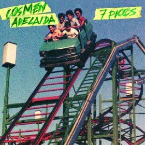 portada del disco 7 Picos