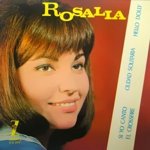 portada del disco Hello Dolly / El Crossfire / Ciudad Solitaria / Si Yo Canto