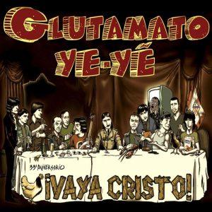 portada del disco ¡Vaya Cristo!
