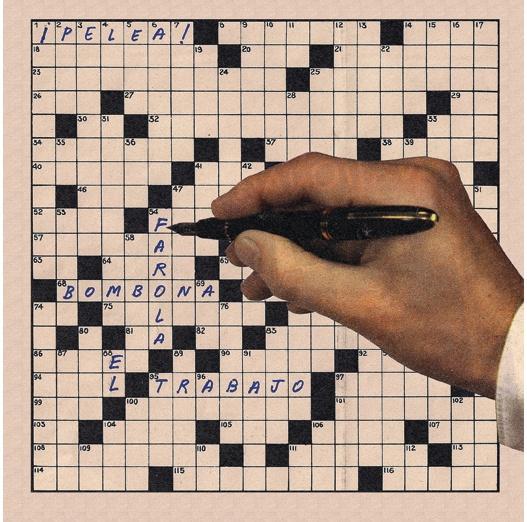 portada del disco ¡Pelea! / Thelematicos