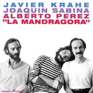 portada del disco La Mandrágora