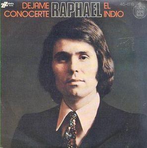 portada del disco Déjame Conocerte / El Indio