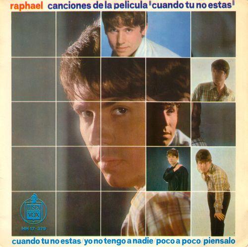 portada del disco Canciones de la Película