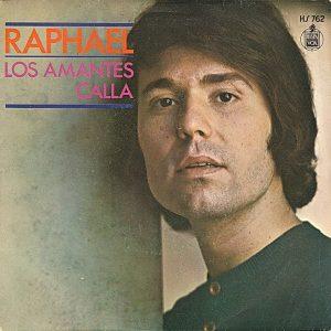 portada del album Los Amantes / Calla