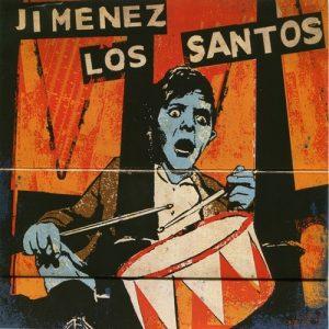 portada del disco Jiménez los Santos