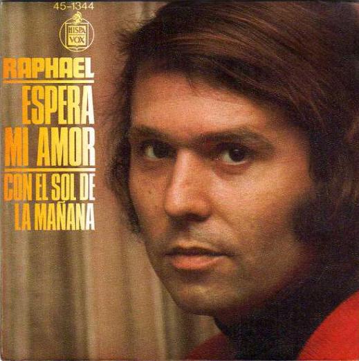 portada del disco Espera mi Amor