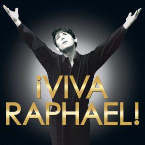 portada del disco Viva Raphael