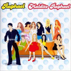 portada del disco Maldito Raphael