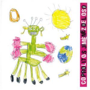 portada del disco Coprolitos / Jiménez Del Oso