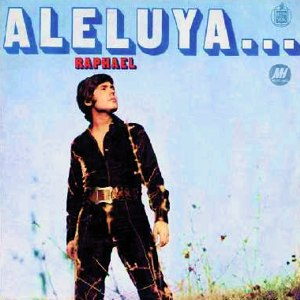 portada del disco Aleluya
