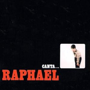 portada del disco Canta...Raphael