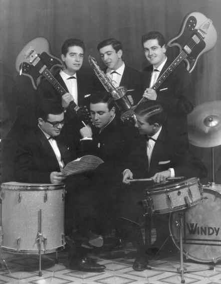 foto del grupo imagen del grupo Edward y Los Windys