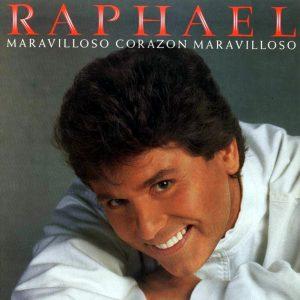 portada del album Maravilloso, Corazón Maravilloso