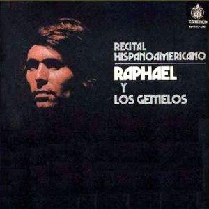 portada del disco Recital Hispanoamericano