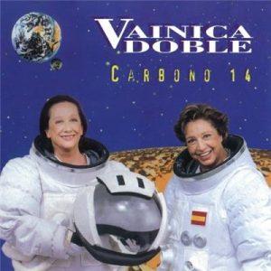 portada del disco Carbono 14