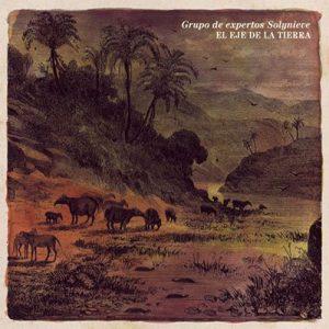 portada del disco El Eje de la Tierra