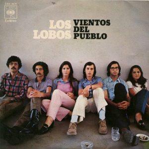 portada del disco Vientos del Pueblo