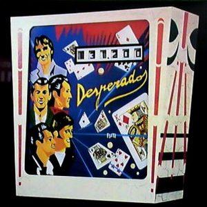 portada del disco Desperados