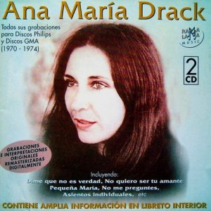 portada del disco Todas Sus Grabaciones para Discos Philips y GMA