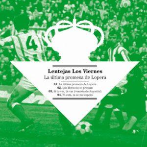 portada del disco La Última Promesa de Lopera