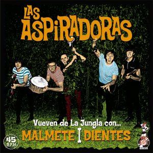 portada del disco Malmete / Dientes