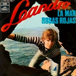 portada del disco La Mar / Rosas Rojas