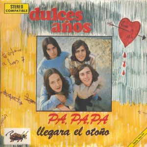 portada del disco Pa, Pa, Pa