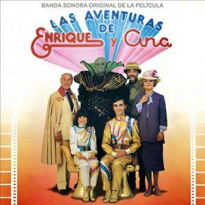 portada del disco BSO Las Aventuras de Enrique y Ana
