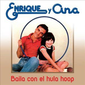 portada del disco Baila con el Hula Hoop