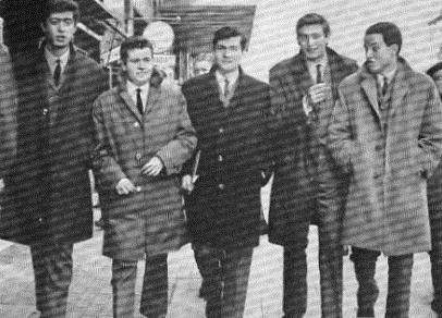 foto del grupo imagen del grupo Los Extraños