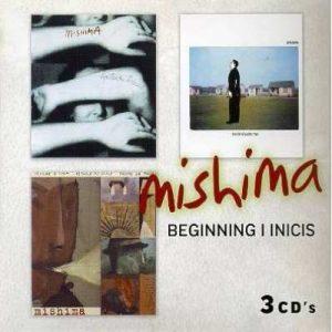 portada del disco Beginning i Inicis