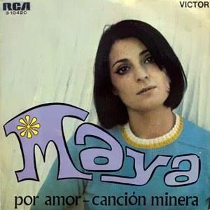 portada del disco Por Amor / Canción Minera