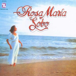 portada del disco Rosa María Lobo
