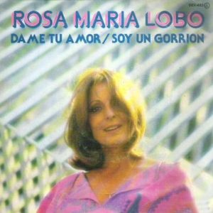 portada del disco Dame tu Amor / Soy Gorrión