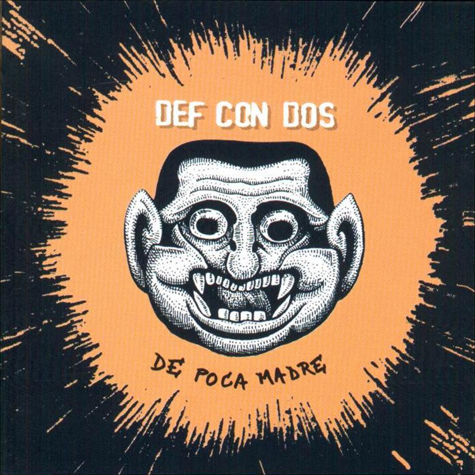 portada del disco De Poca Madre