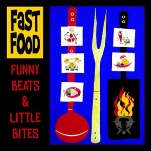 portada del disco Funny Beats & Little Bites
