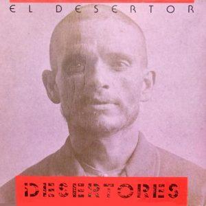 portada del album El Desertor