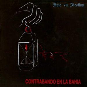 portada del disco Contrabando en la Bahía