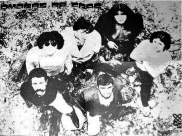 foto del grupo imagen del grupo Sombras de Frac