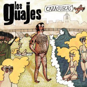 portada del disco Cazasuecas