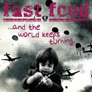 portada del disco And The World Keeps Turning