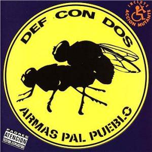 portada del disco Armas Pal Pueblo