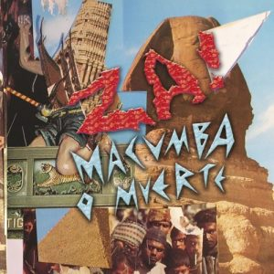portada del disco Macumba O Muerte