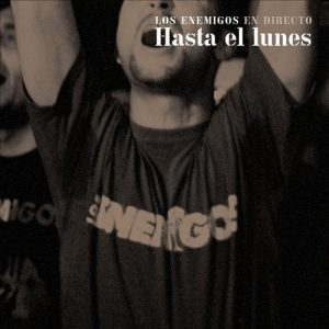 portada del disco Hasta el Lunes